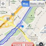 MapMyFitness, Seguimiento GPS de tus ejercicios para iPad