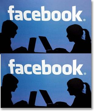 Dos cuentas de Facebook