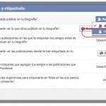 Cómo hacer para que nadie publique en tu biografía de Facebook