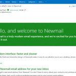 Hotmail metro: el nuevo diseño de hotmail