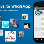 Agregar emoticones a WhatsApp con Smileys WhatsApp (Android)