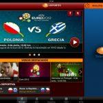Ver los partidos de la Eurocopa 2012 en vivo desde el ipad
