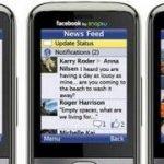 Facebook 2.8 para celulares (.jad) disponible para descargar o actualizar