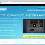 screenr.com: grabar todo lo que se hace en la pantalla online