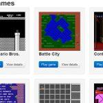 NESbox.com, juegos de nintendo en linea gratis