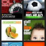 Podcasts de Apple, escuchar podcasts desde el iphone, ipad