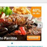 Resermap: hacer reservas online en restaurantes de Buenos Aires