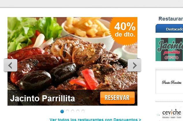 Resermap - resevas de restaurantes online