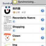 Sundry memos, Hacer memos de audio para iPad