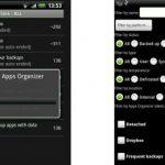 Titanium Backup, Crear una copia de seguridad para Android