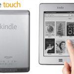 ¿Cuál es la velocidad del procesador del Kindle touch?