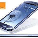 Samsung Galaxy S3 con Orange: diferentes precios con contrato