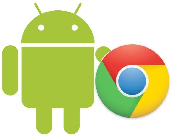 Chrome 18 para Android gratis