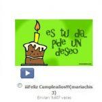 Feliz cumpleaños, postales de cumpleaños para Facebook