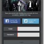 littlemonsters.com, la red social de Lady Gaga
