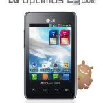 LG Optimus L3 Dual E405, Características y especificaciones
