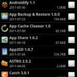 Desinstalar aplicaciones en Android con Desinstalador fácil