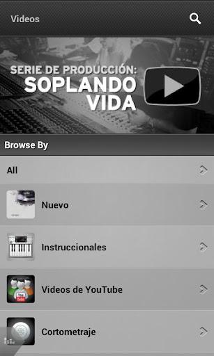 Jesus Adrian Romero para Android