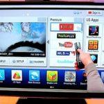 De caja sencilla a televisores inteligentes