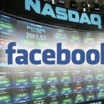 Las acciones en Facebook caen hasta un 45%