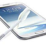 Precio del Samsung Galaxy Note II