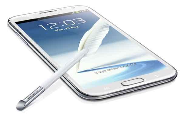 Samsung Galaxy Note 2 en España