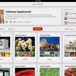 Descargar Pinterest para iphone, ipad