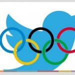 Los juegos olímpicos aumentaron la actividad en Twitter