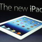 Lanzamientos tecnológicos de Apple en el 2012