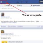 Cerrar Facebook en el iphone