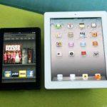 Kindle Fire HD vs nuevo ipad – comparacion