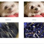 Reparar las fotos borrosas con blurry