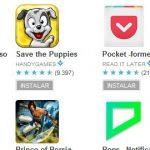 ¿Cuantas aplicaciones hay en Google play?