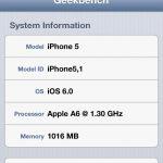Se revela la velocidad de procesador del iphone 5