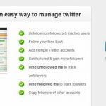 justunfollow.com dejar de seguir a los que no te siguen en twitter