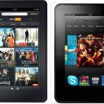 Kindle Fire (2012) vs Kindle Fire HD (2013)