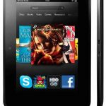 Kindle Fire HD, características y especificaciones