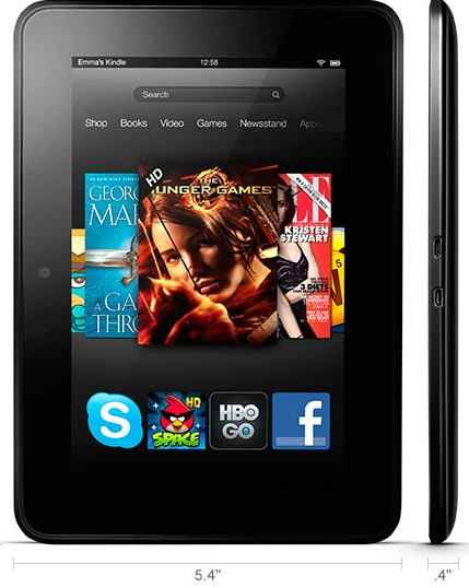 Kindle Fire HD 2012