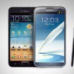 Diferencias del Samsung Galaxy Note 2 con el Samsung Galaxy note 1
