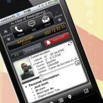 SOS Info aplicación para iPhone