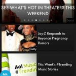 AOL aplicacion para iphone e ipad disponible para descargar