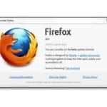 Firefox 16 en español disponible para descargar gratis