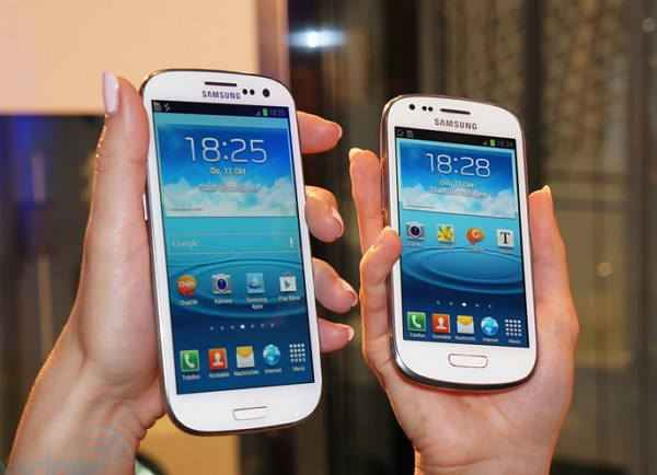 Galaxy S3 vs Galaxy S3 mini
