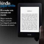 Kindle Paperwhite a la venta en España