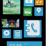 LauncherWP8 Android