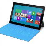 Precios de la tableta de Microsoft Surface RT