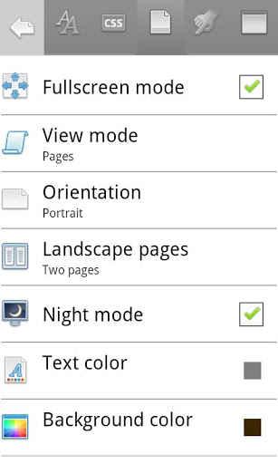 App Cool Reader