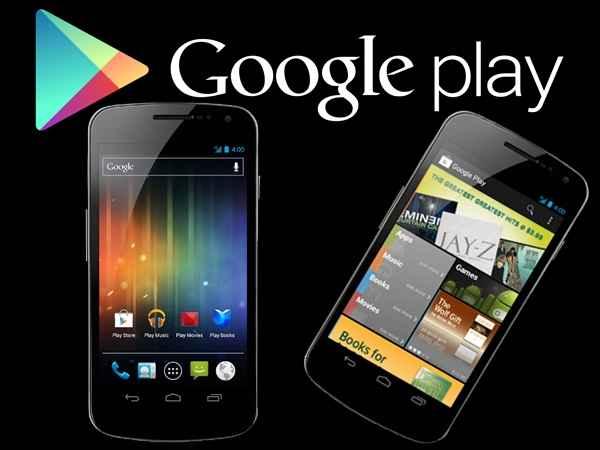 Google play aplicacion