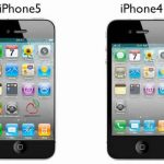 Diferencias del diseño del iphone 5 vs el iphone 4S
