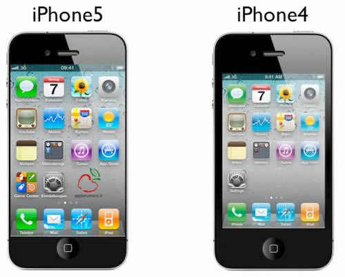 iphone 5 iphone 4s diferencias